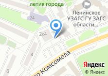 Компания «Дом на виду» на карте