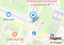 Компания «Колбасовъ» на карте