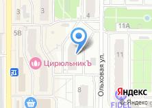Компания «Горница-Узорница» на карте