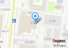 Компания «Дизель-ТЭК» на карте