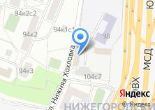 Компания «ДВН-Строй» на карте
