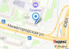 Компания «Дези» на карте