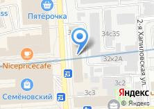 Компания «Защита Инженерных Систем» на карте