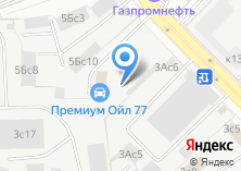 Компания «Вега ТСК» на карте