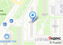 Компания «ВДПО Всероссийское добровольное пожарное общество» на карте