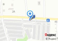 Компания «Гаражно-потребительский кооператив №3 Пролетарского района» на карте