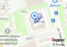 Компания «Vox» на карте