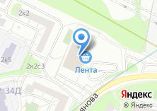 Компания «Магазин кондитерских изделий на Гурьянова» на карте