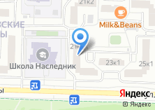 Компания «Борисовские пруды 21-1» на карте