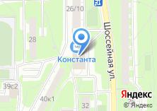 Компания «Магазин сантехники и электротоваров на Шоссейной» на карте