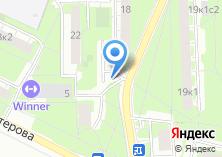 Компания «Автостоянка на Шоссейной» на карте