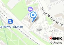 Компания «Связь-контакт» на карте