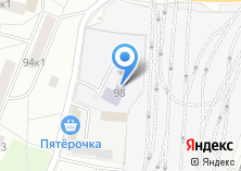 Компания «Колледж сервиса и туризма №29» на карте