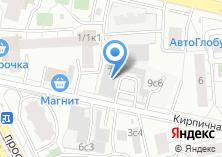 Компания «Строй-Диалог» на карте