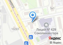 Компания «Цирюльня» на карте