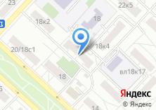 Компания «ЕИРЦ района Богородское» на карте