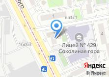 Компания «Магазин медицинской одежды на проспекте Будённого» на карте