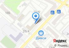 Компания «Б-Тюнинг» на карте