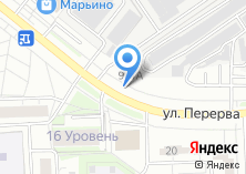 Компания «Шиномонтажная мастерская на ул. Перерва» на карте