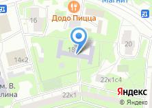Компания «Детский сад №1011» на карте