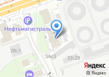 Компания «SOS-Auto» на карте