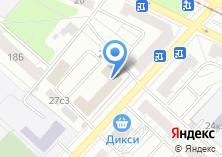 Компания «Дино Хеми» на карте