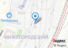 Компания «Профстекло-М» на карте