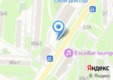 Компания «Магазин фруктов и овощей на Новомытищинском проспекте» на карте