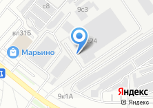 Компания «ЗенитВентОборудование» на карте