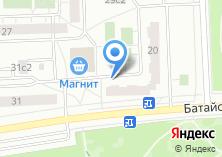 Компания «Автостоянка на Батайском проезде» на карте