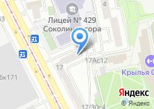 Компания «Подарок.ру» на карте