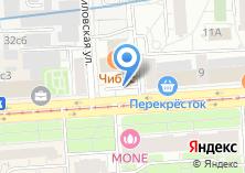 Компания «Династiя» на карте