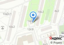 Компания «Управа района Преображенское» на карте