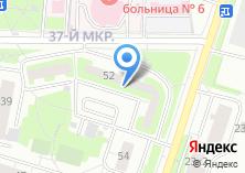 Компания «ОПОП Юго-Восточного административного округа район Печатники» на карте