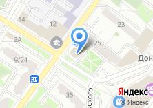 Компания «Круг» на карте