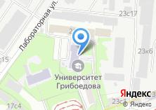 Компания «Элмисс» на карте
