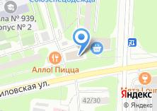 Компания «На Шипиловской» на карте