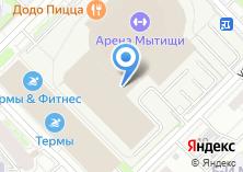 Компания «Арена-Старт М» на карте