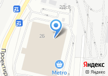 Компания «iMaster» на карте