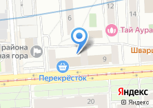 Компания «Лабиринт.ру» на карте