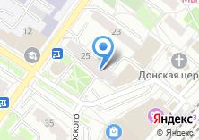 Компания «РезусЛаб» на карте