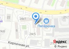 Компания «ЛУКУМОН» на карте