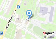 Компания «Свестос» на карте