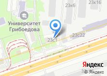 Компания «ГосНИИОХТ» на карте