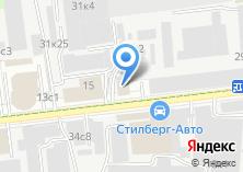 Компания «MATRЁSHKA» на карте