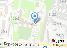 Компания «Борисово» на карте
