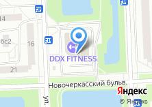 Компания «Артвизит» на карте
