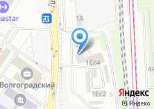 Компания «Овенстрой» на карте