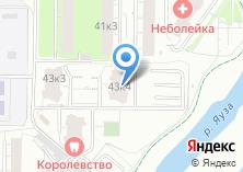 Компания «ТВ Мытищи» на карте