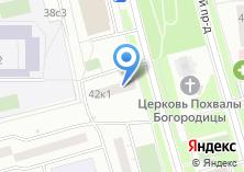 Компания «Металлоремонтная мастерская на Борисовском проезде» на карте